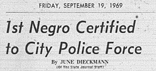 Madison, third week of September, 1969