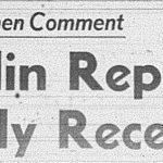 Madison, fourth week of September, 1969