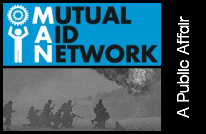 Split Show: Mutual Aid Networks and the High Climate Cost of the Military