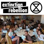 Creative Rebellion: XR Demands Climate Action
