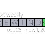 WORT Weekly Rewind: November 1st, 2019