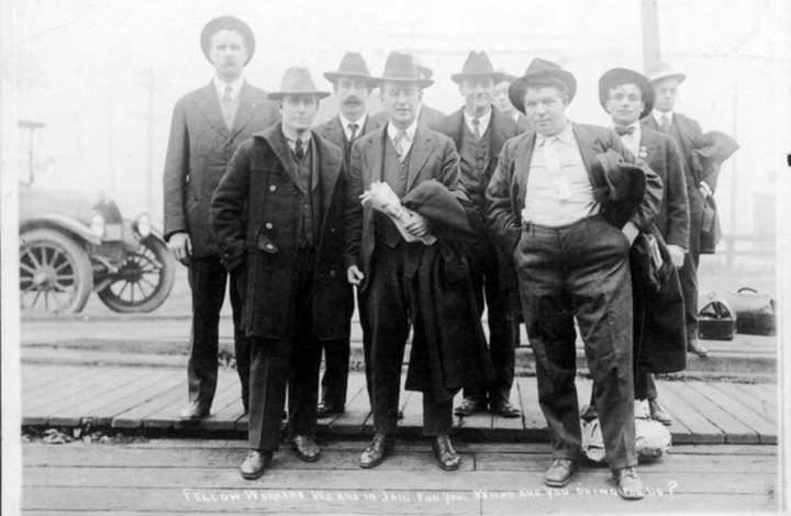 The IWW and the Largest Mass Trial in US History with Dean Strang