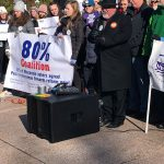 Protesters Call for Gun Regulation
