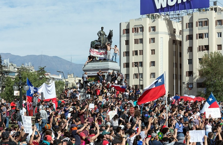 Chile despertó: Understanding the Mass Protests in Chile