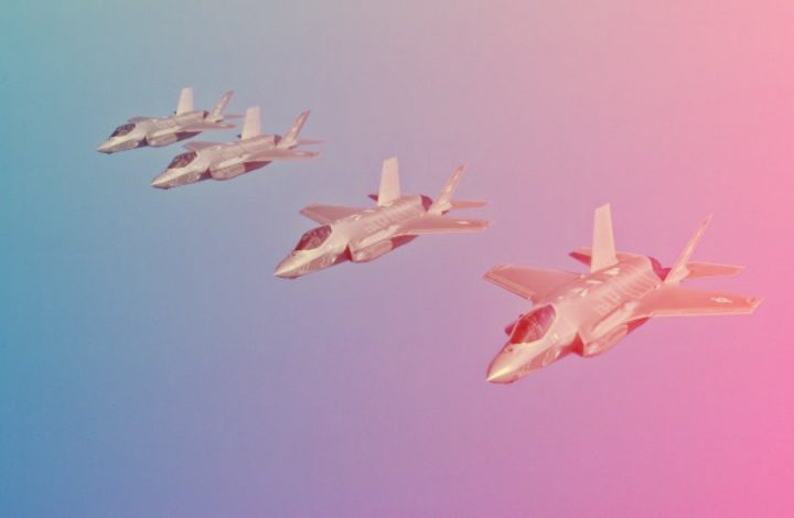 The Real Costs of the F-35s with Rebecca Kemble and Dylan Brogan