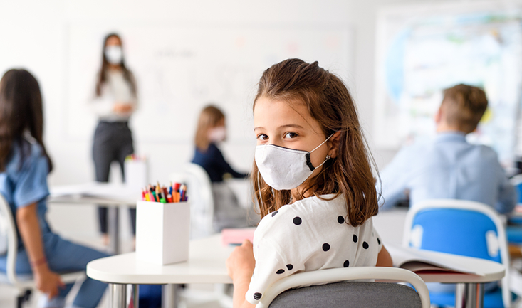 Back to school: the new normal during the pandemic