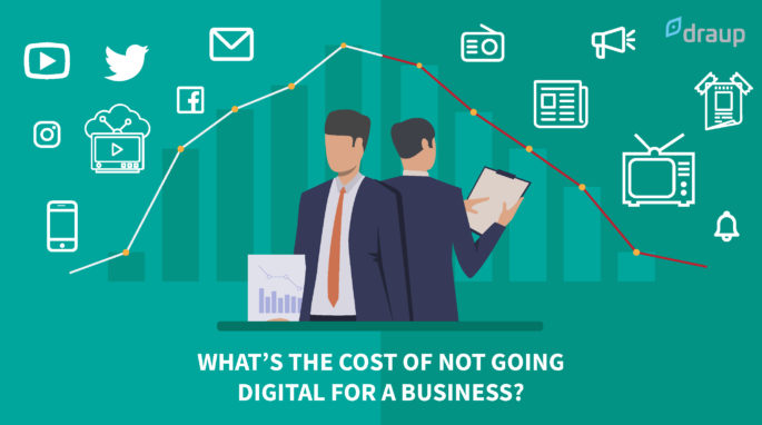 What is the Cost of Not Going Digital: A Retail Perspective