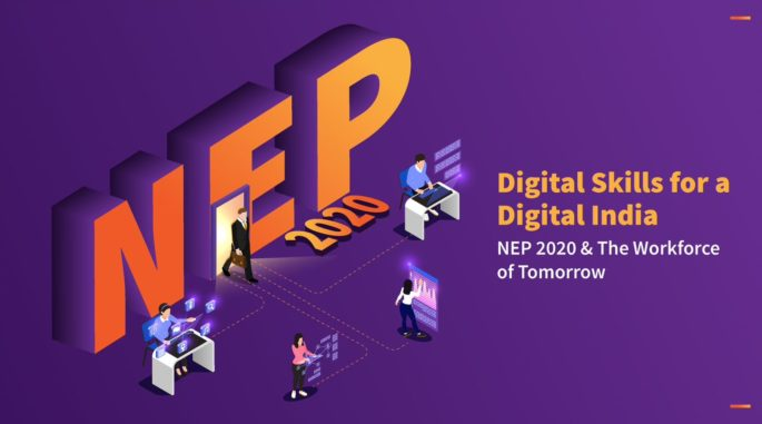 Digital Skills for a Digital India: NEP 2020 & The Workforce of Tomorrow