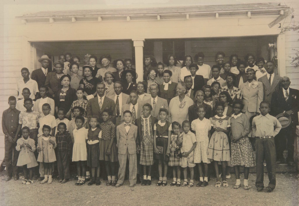 Congregation from 1940s
