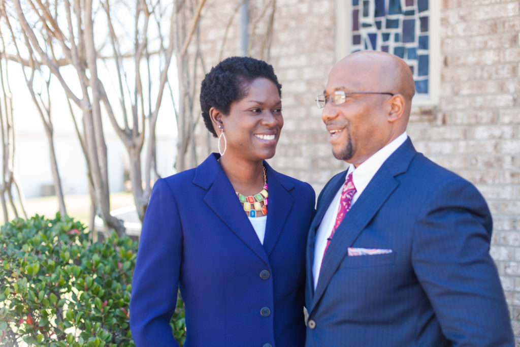 Pastor Kenneth and Wife Michele