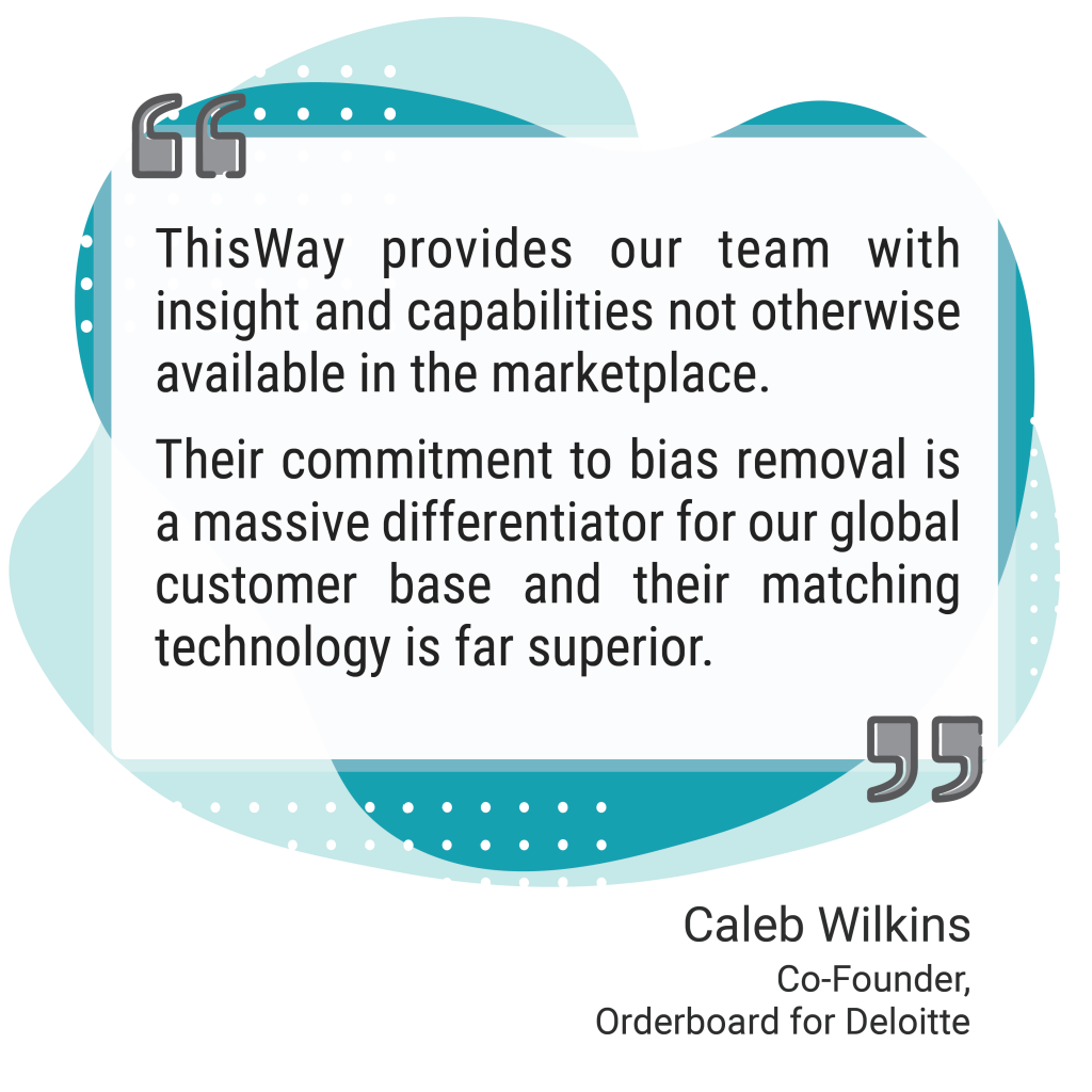 ThisWayGlobal - AI for Talent Acquisition and Sourcing