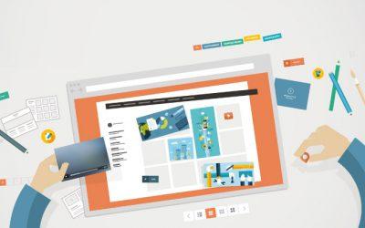 Comparativa de constructores de sitios web gratis y de pago