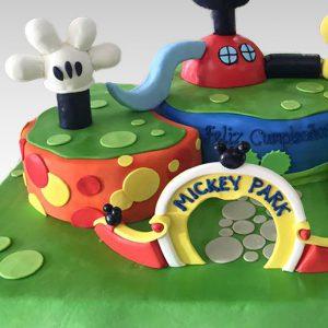Torta Mickey park