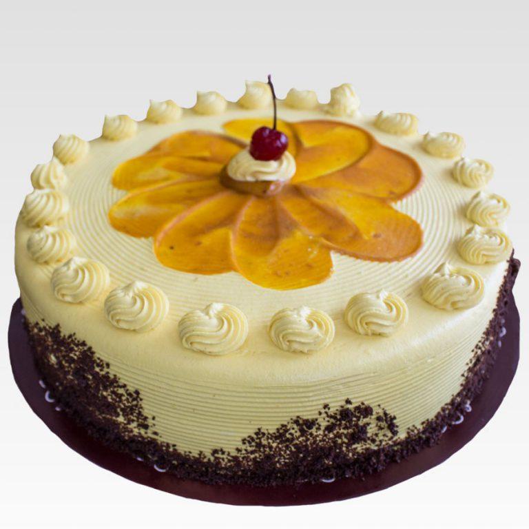 Torta de Lucuma