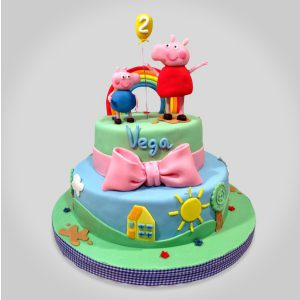 Torta Pepga Pig