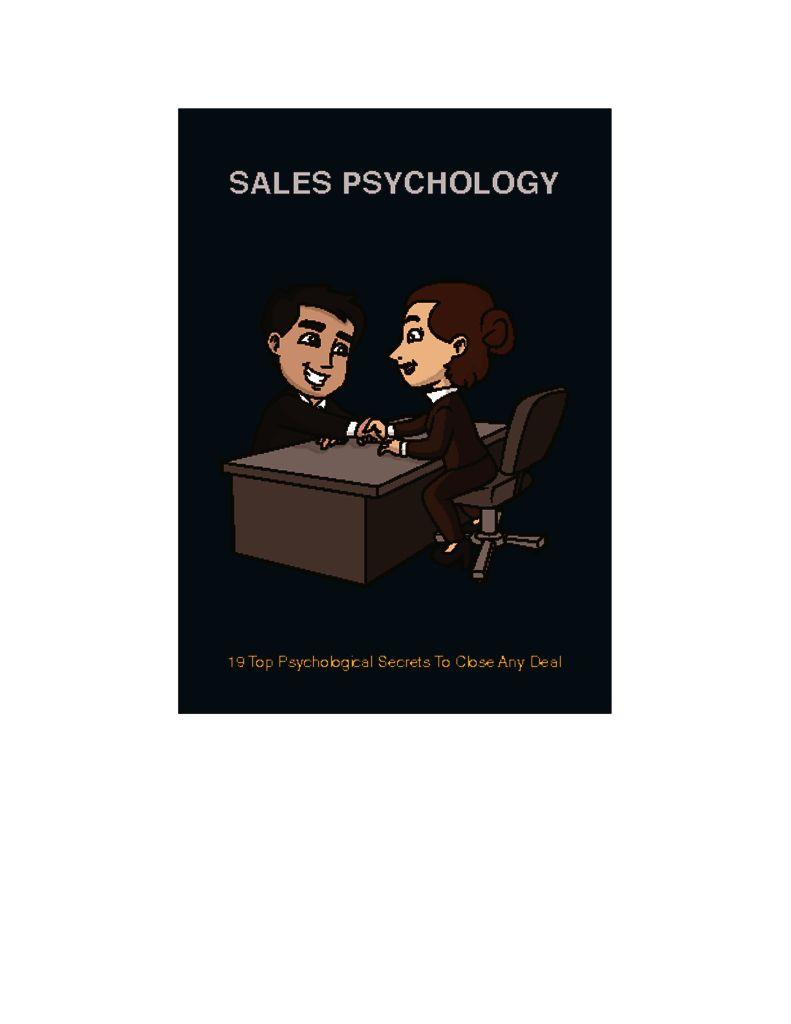 thumbnail of SalesPsychology