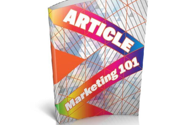 thumbnail of Article-Marketing-101