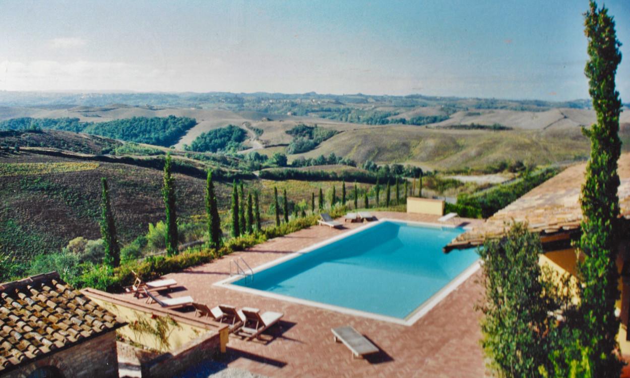 Villa Cerretello Tuscany