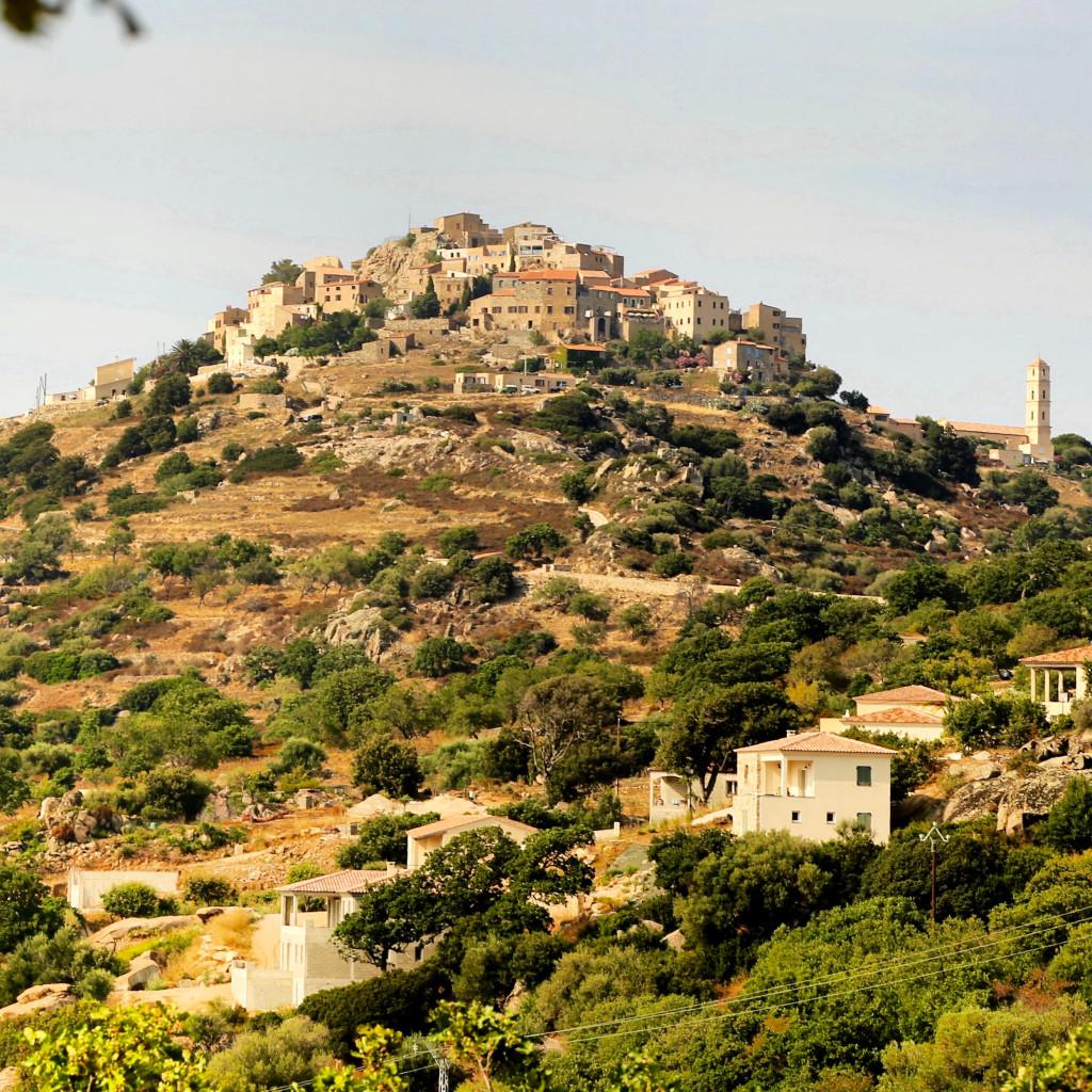 Sant'Antonino hilltop