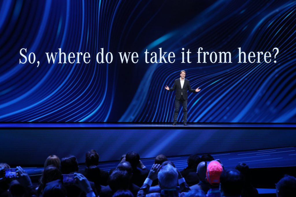 CES 2020 Keynote Address