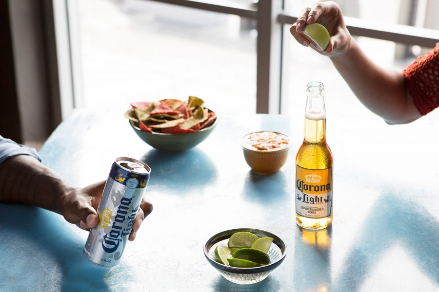 CORONA LIGHT | Photographed by Zen Sekizawa