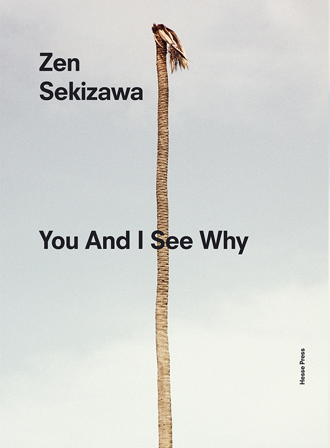 You and I See Why / Hesse Press | Photographed by Zen Sekizawa