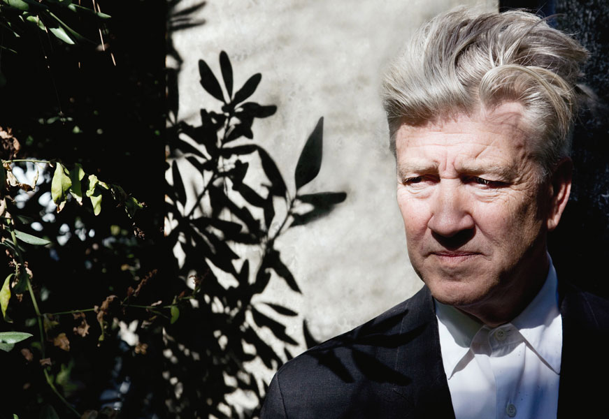 DAVID LYNCH / STOP SMILING