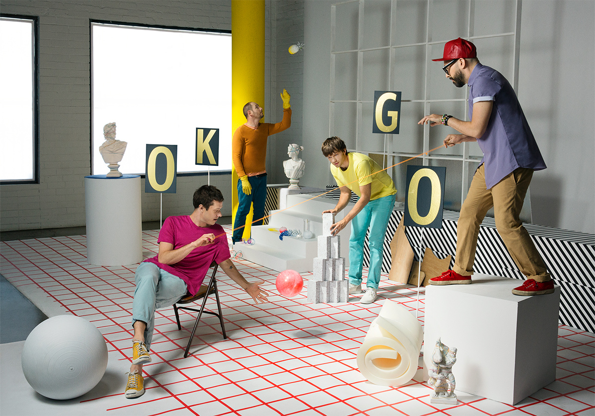 OK GO / UPSIDE OUT