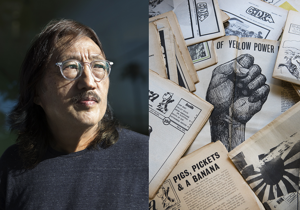 Japanese American Activists Series / Mike Murase